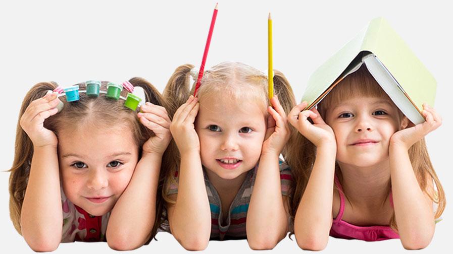 application children image