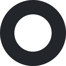 circle design black