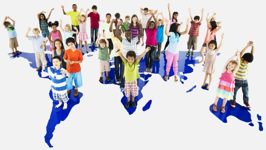 diverse kid