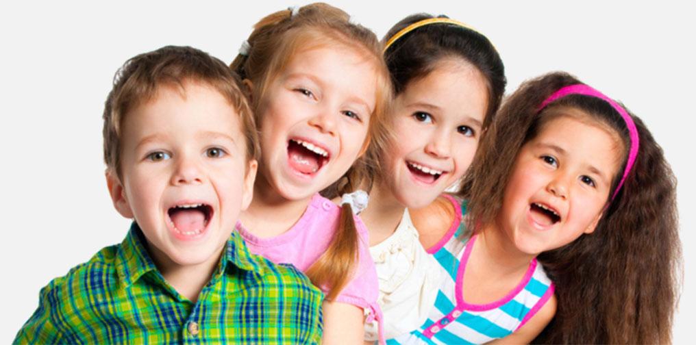 franchise kids laughing