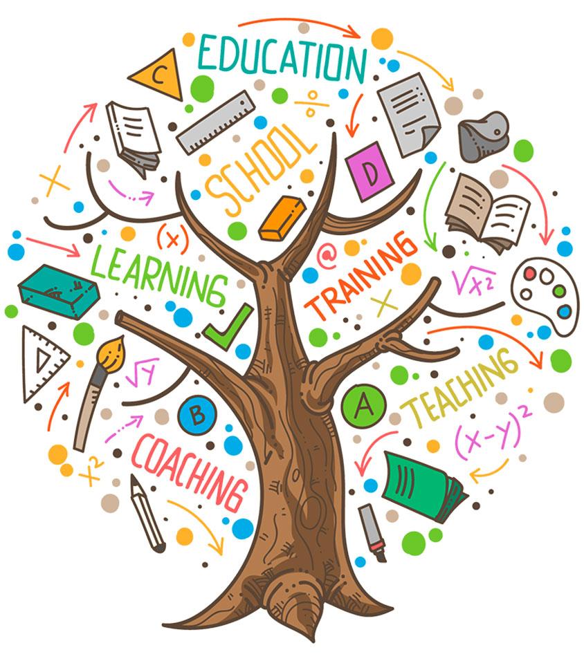 rrp education tree