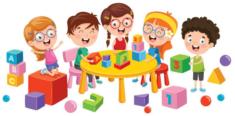 marketing classroom kids