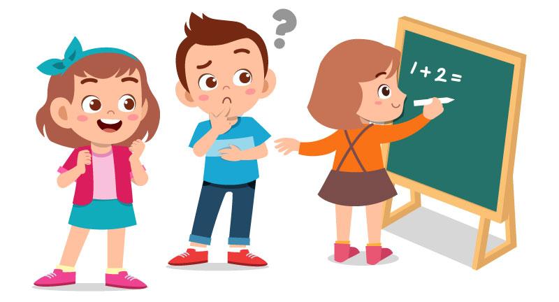 marketing learning maths