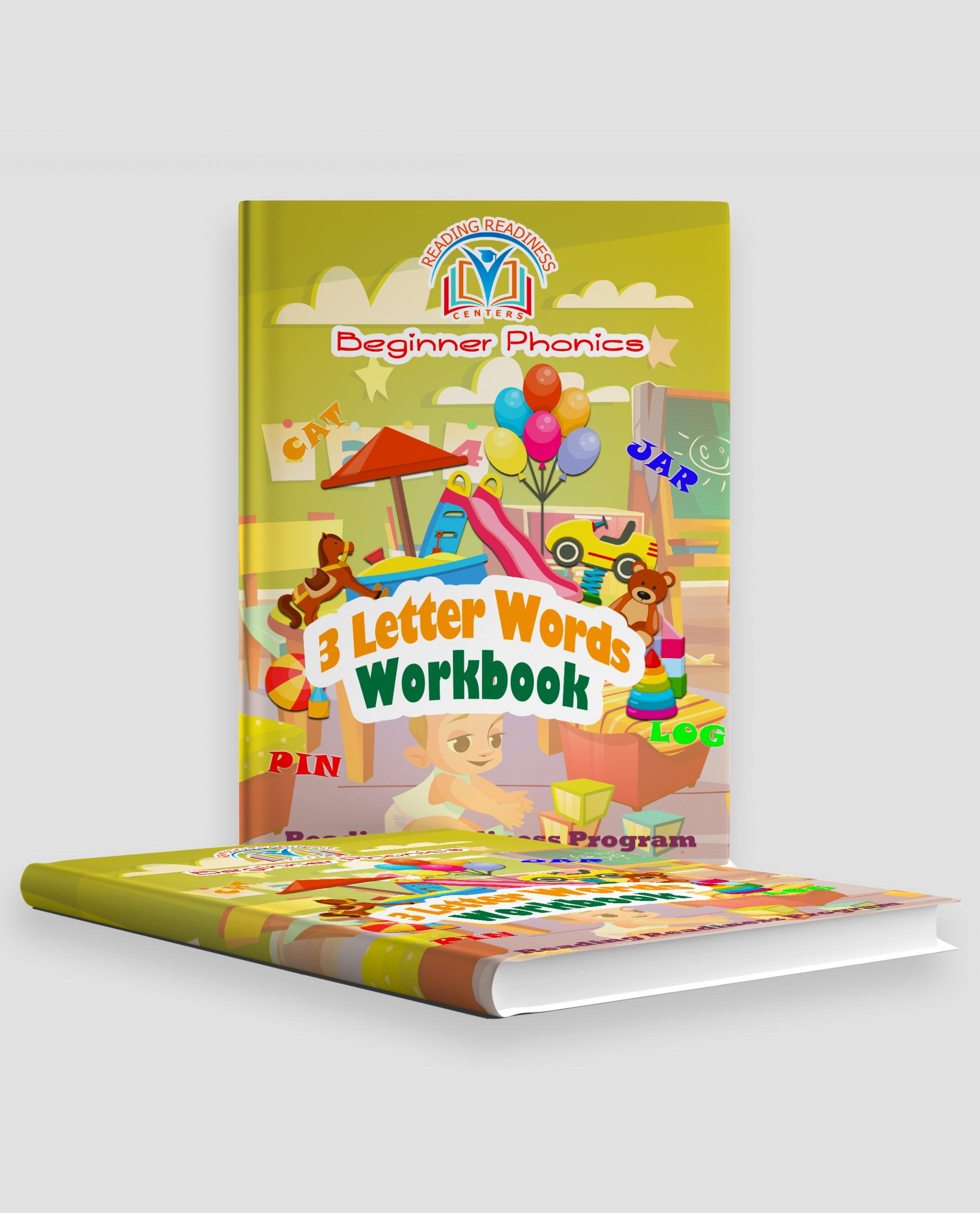 Beginner Phonics Compiled Book